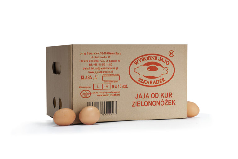 box wolny zielononozki